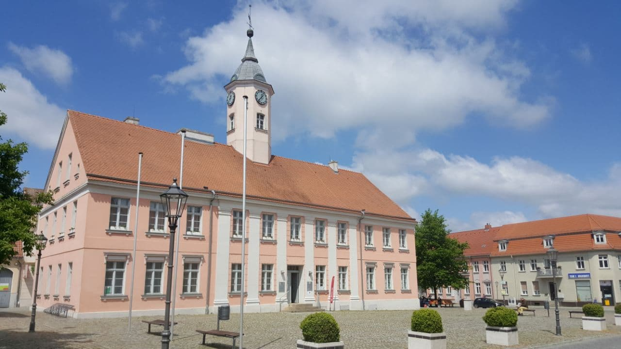 Versammlung am 4. Juni 2021 in Zehdenick